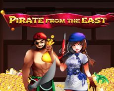 pirate from the east slot game