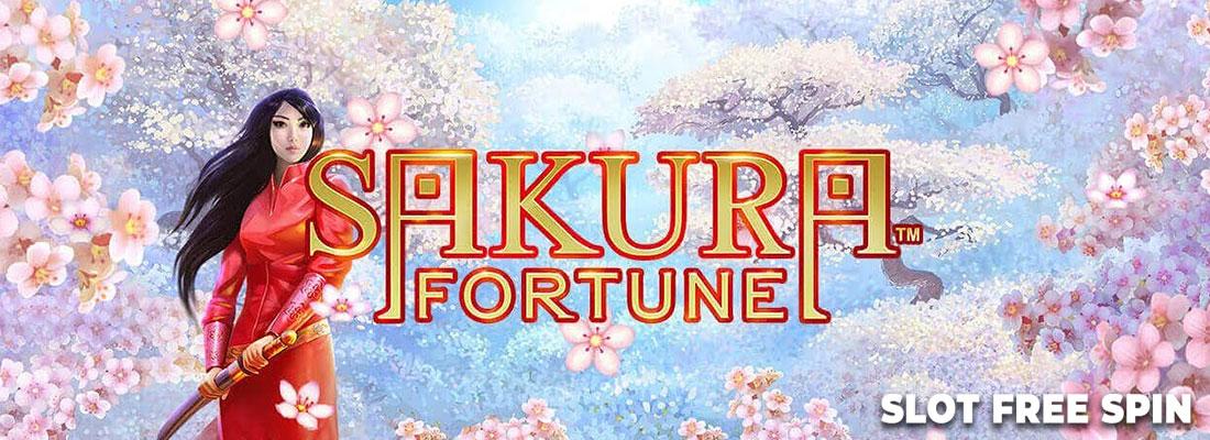 sakura fortune game banner