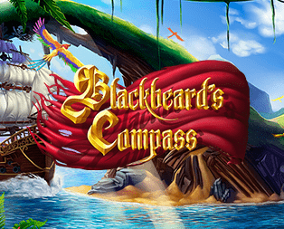 blackbeards compass slot game