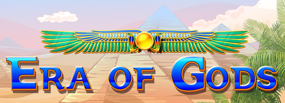 era of the gods slot game banner