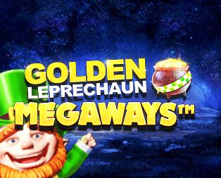 golden leprechaun megaways slot game