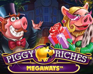 piggy riches megaways slot game