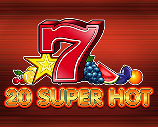 20 super hot slot game