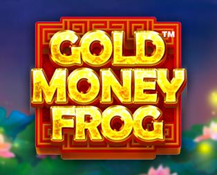 gold money frog slot game
