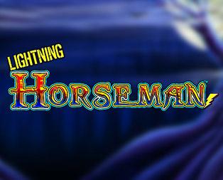 lightning horseman slot game