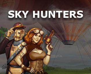 sky hunters slot game