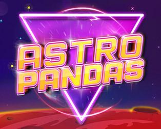 astro pandas slot game