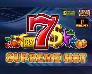 supreme hot slot game