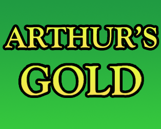 arthurs gold slot game