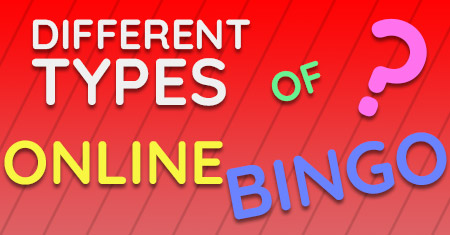 different types of online bingo