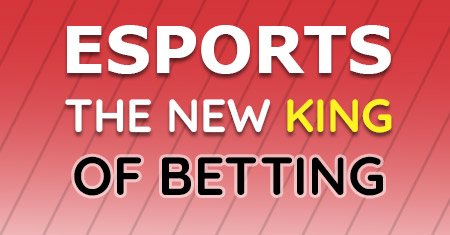 esports the new king of betting